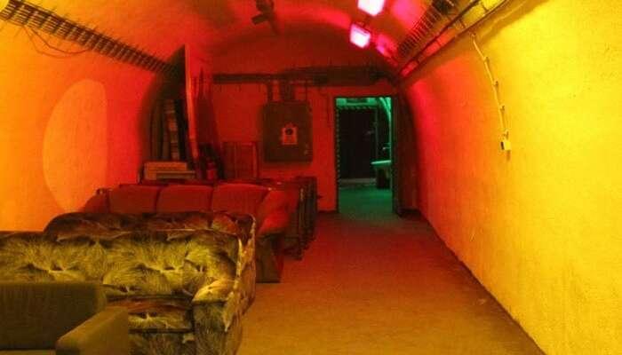 Ligatne Bunker