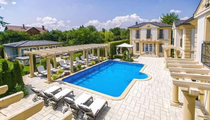 Luxury Villas, Sopron