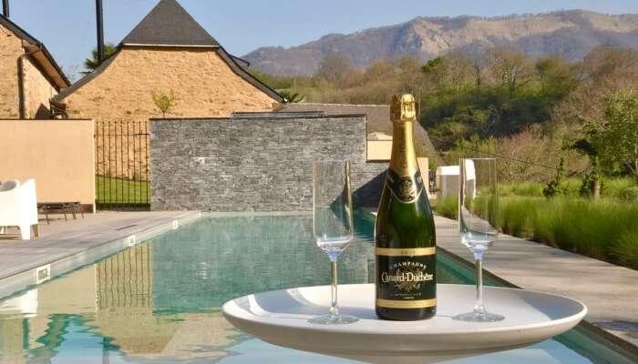 Maison de Champagne