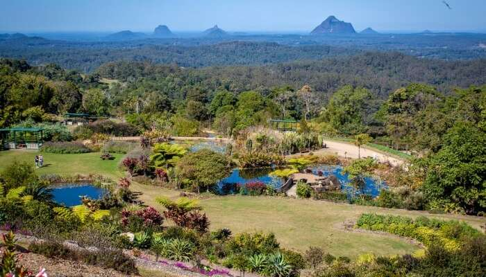 Maleny In Queensland