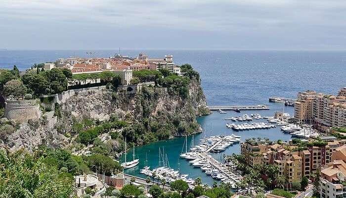 Monaco-Ville (Le Rocher)
