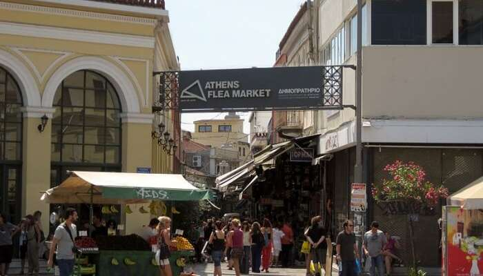 Shopping In Greece: A Happy Haven For All The Shopaholics