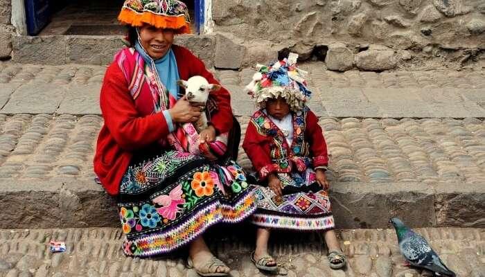 Travel Indigenous People South America Peru