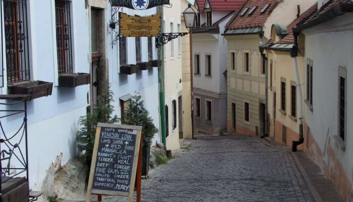 Old Town of Bratislava