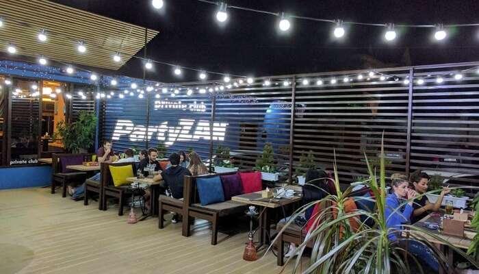 PartyZAN Game Club