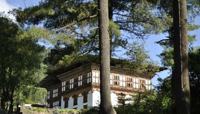 Phuntsho Chholing Lodge