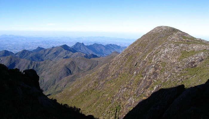 Pico Do Calcado