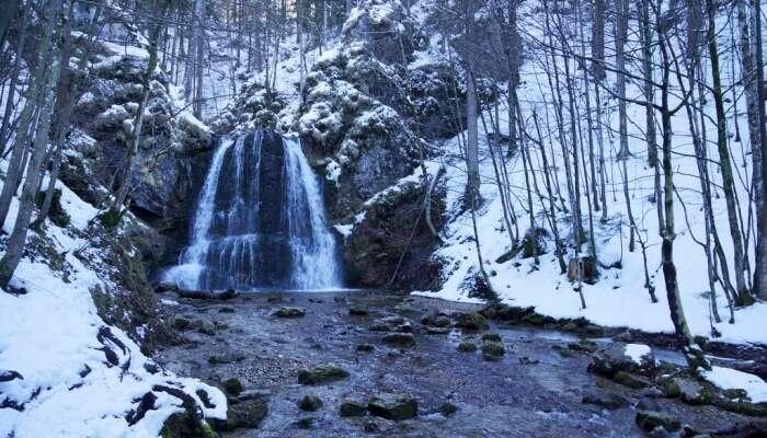 Rottach Wasserfall
