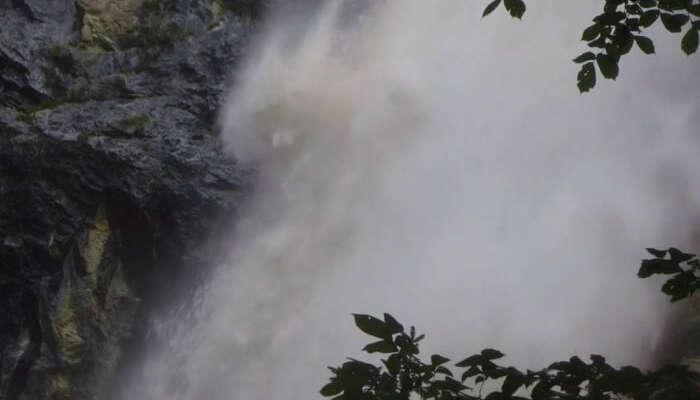 Schossrinn Wasserfall