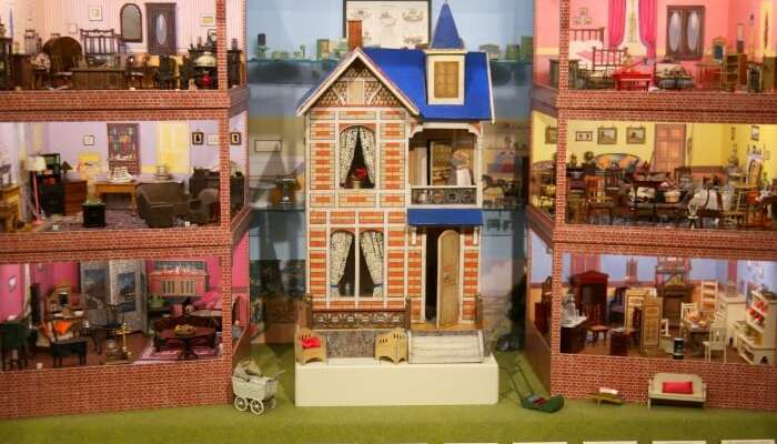Stellenbosch Toy and Miniature Museum