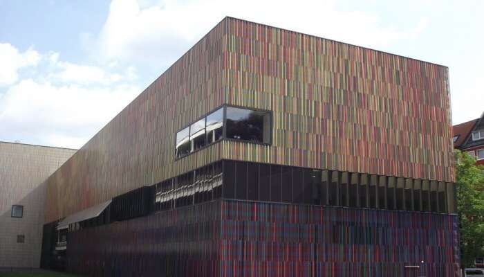 The Brandhorst Museum