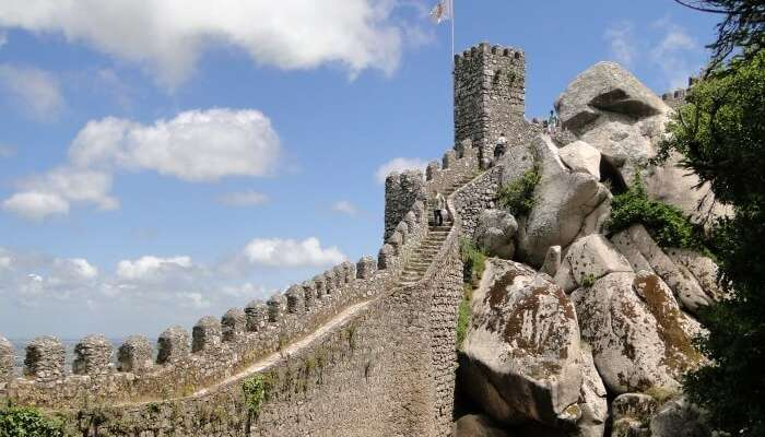 The Great Castle of Moors