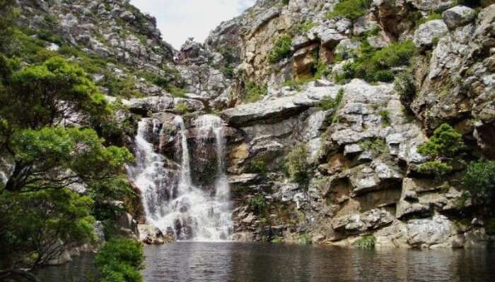 The Kaaimans Waterfall