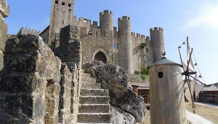 The Obidos Castle
