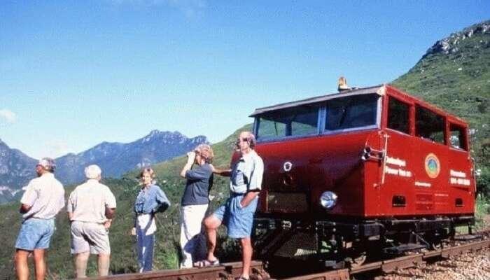 The Outeniqua Power Van