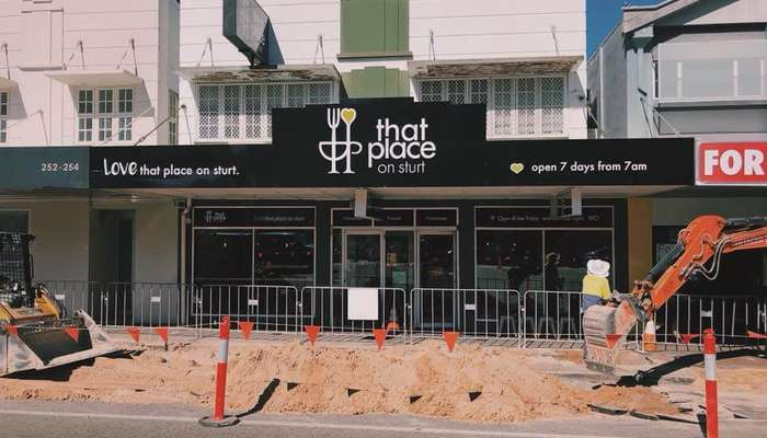 The Place on Sturt