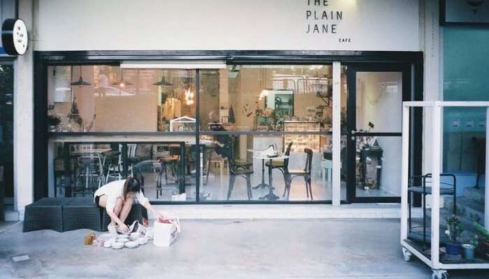 The Plain Jane