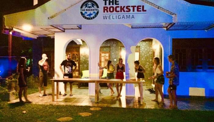 The Rockstel