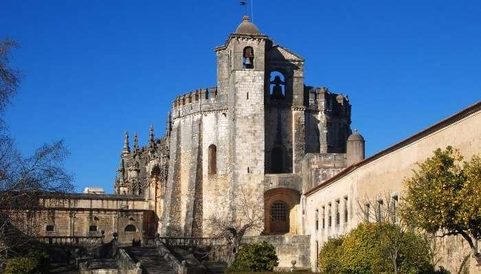 The Tomar Castle