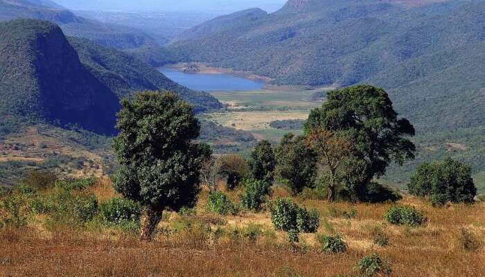 The Waterberg Meander view