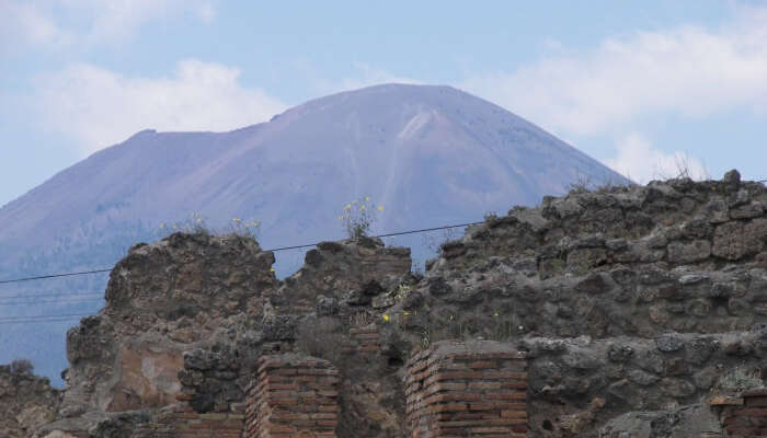 Visit Mount Vesuvius And Pompeii