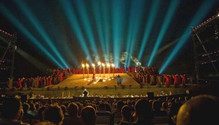 Visitez Tel Aviv pendant la nuit