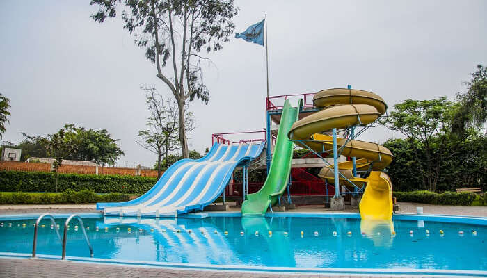 Wonderla Water Theme Park Kochi