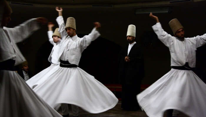 World Sufi Spirit Festival in Rajasthan
