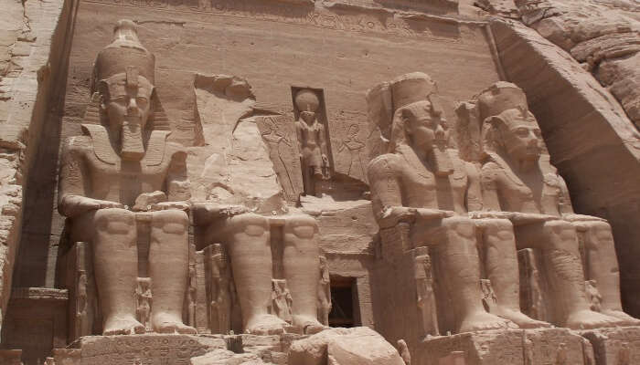 About Abu Simbel Temples