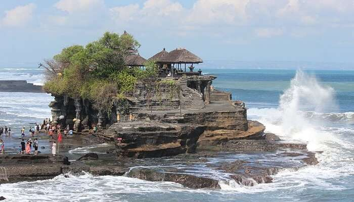 About Tanah Lot Temple, Bali