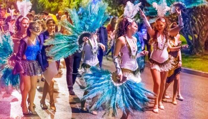 Budva Carnival