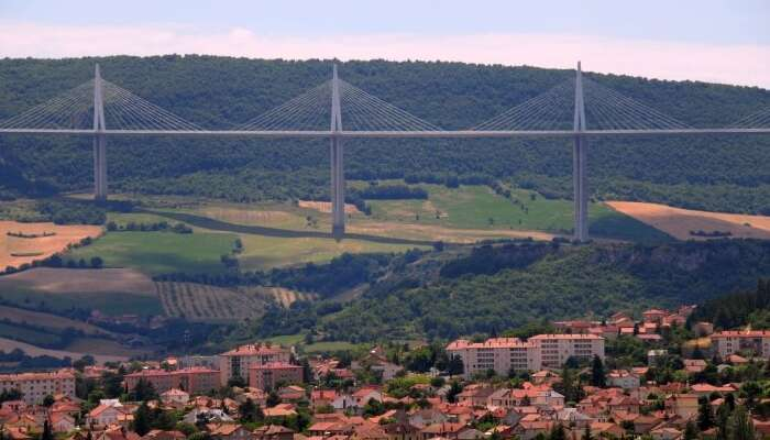 Facts About Millau Viaduct Bridge