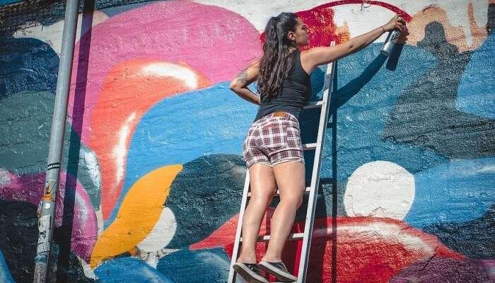 Graffiti Spot