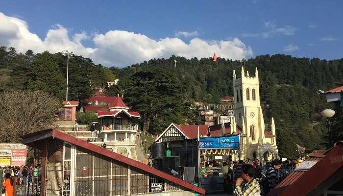 Hills in himachal