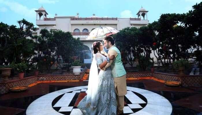 20 Best Wedding Venues In Jaipur: Tie The Knot In Style In 2019
