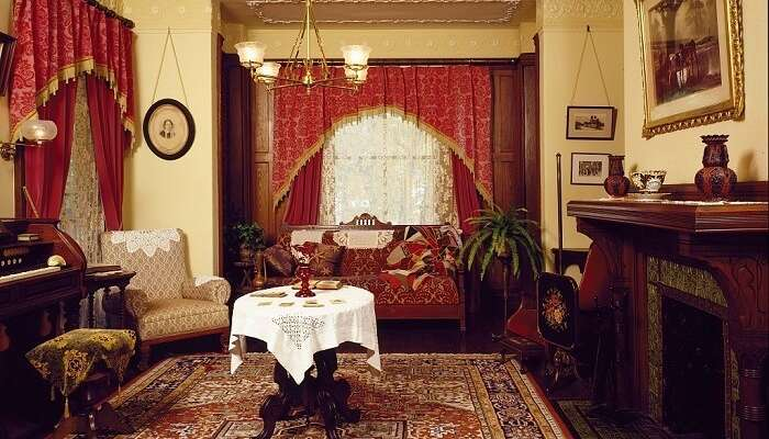 Lindfield Victorian House Museum in Johannesburg Africa
