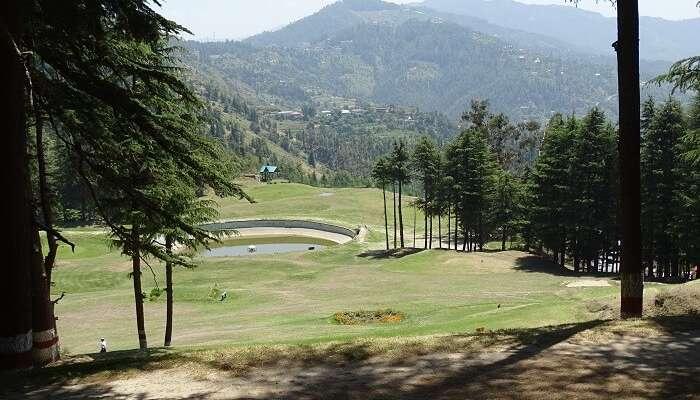 Places in Shimla