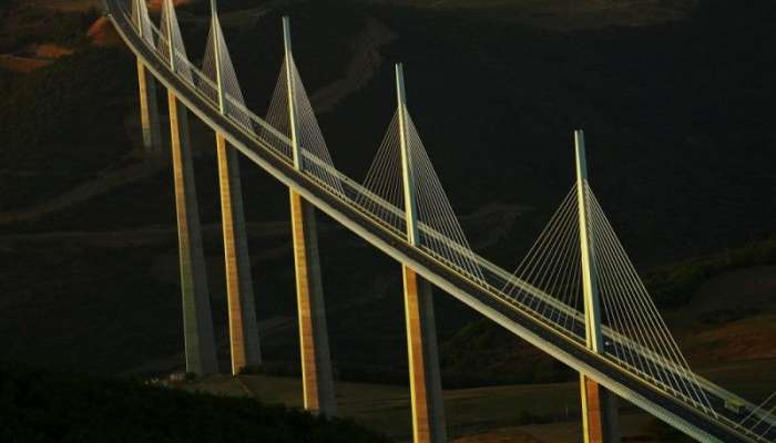 Places To Visit Millau Viaduct
