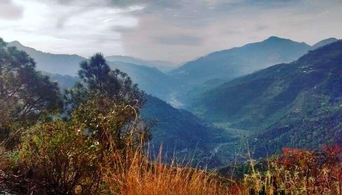 Hills in Himachal Pradesh
