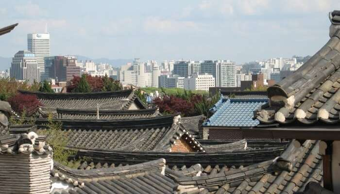 About Bukchon Hanok Village