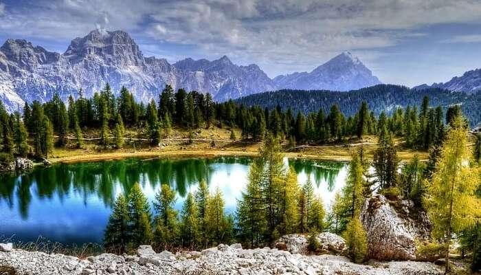 Belluno Dolomites National Park (Italy)