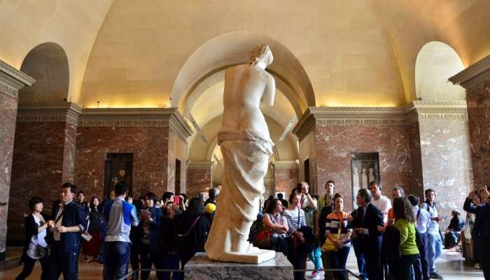 Best Time To Visit Venus de Milo