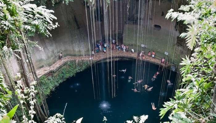 Divine Cenote