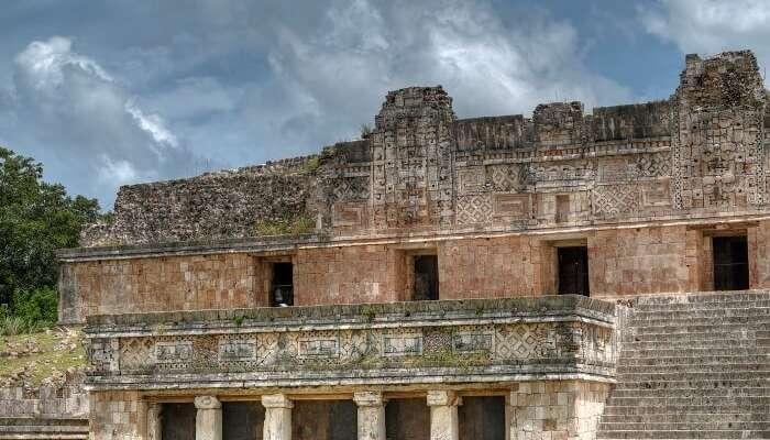 Edificio de las Monjas
