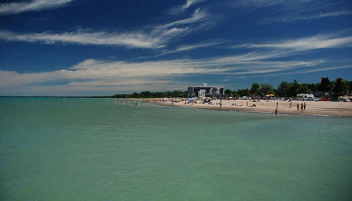 Grand Bend View