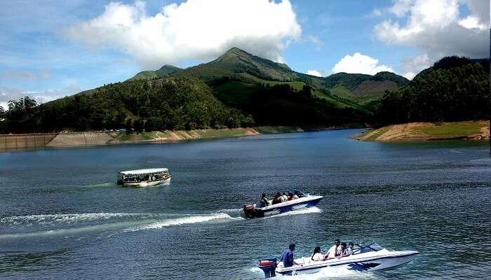 famous tourist destination in Kerala