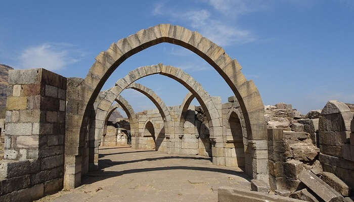 monument of Chmpaner and Pavagadh holidays Places gujarat india