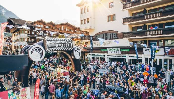 Snowbombing In Austria 2019: A Complete Guide Of The Mega Fest