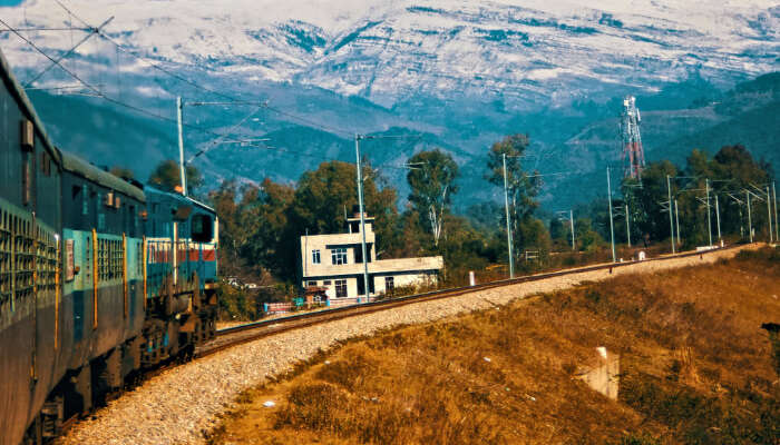 The Direct Delhi - Leh Train Will Reduce Travel Time By 50%