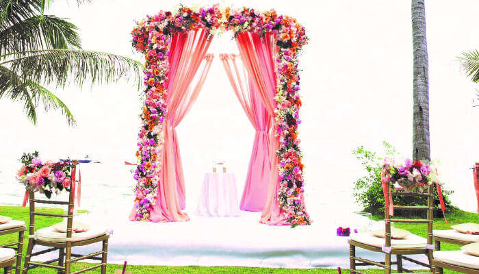 Top 16 Wedding Venues In Goa For A Fairy Tale Wedding In 2020